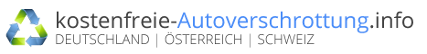 Kostenfreie Autoverschrottung